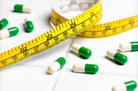 Lose Weight with the Help of Pills