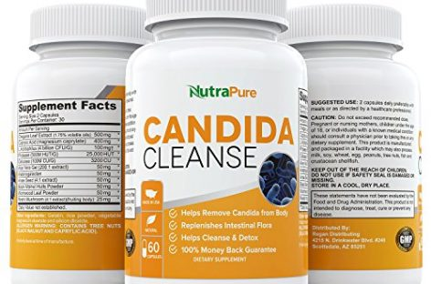 Getting Rid of Candida Naturally