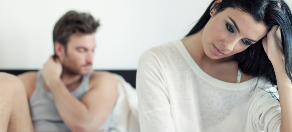 Learn What Could Be Causing Your Sexual Dysfunction